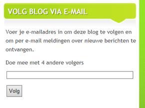 volg blog