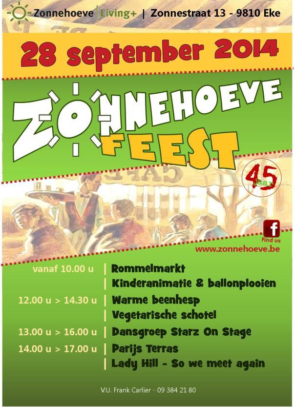 2014 Affiche Zonnehoevefeest v4
