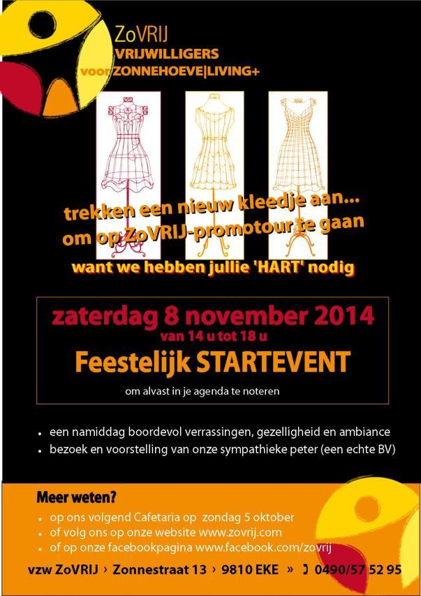 2014-09-20 ZoVRIJ trekt een nieuw kleedje aan