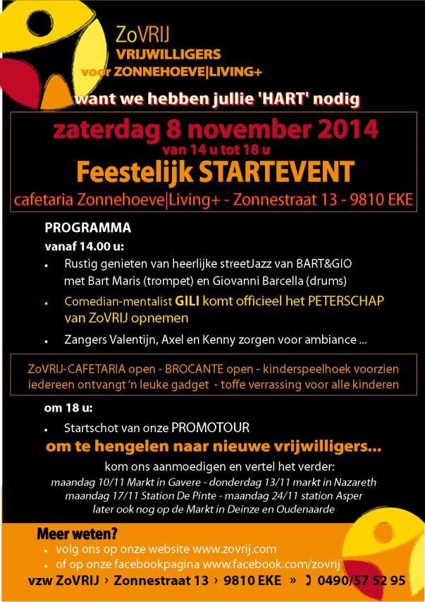 2014-11-08 Affiche startevent en start promotour