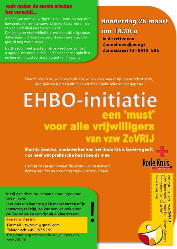 2015-03-26 Uitnodiging EHBO-intiatie vr vrijwilligers