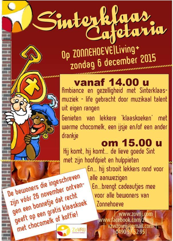 20151206 Sinterklaascafetaria