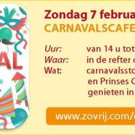 jaarkalender - Carnavalscafetaria