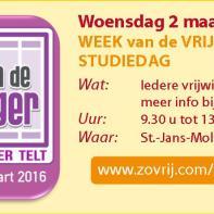 jaarkalender - Week vd vrijwilliger