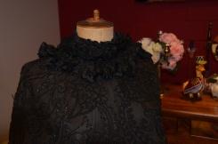 ... even binnenkijken in het Vintage Modemuseum...