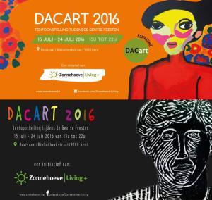 uitnodigingen tentoonstelling